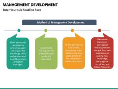 Management Development PPT slide 27