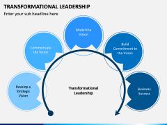 Transformational Leadership PPT Slide 1