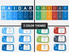 RAIDAR Model PPT Cover Slide