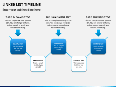 Timeline bundle PPT slide 55