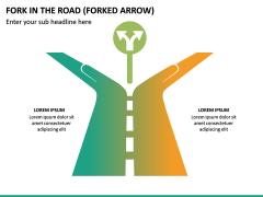Fork in the Road PPT Slide 22