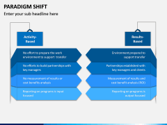 Paradigm Shift PPT Slide 11
