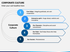 Corporate Culture PPT Slide 4