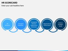 HR Scorecard PPT Slide 8