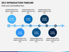 Self Introduction Timeline PPT Slide 11