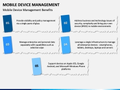 Mobile Device Management (MDM) PPT Slide 17