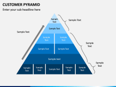 Customer Pyramid PPT Slide 13