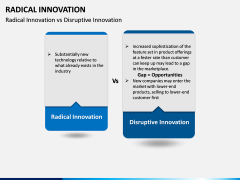 Radical Innovation PPT slide 13