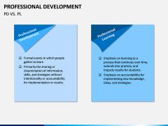 Professional Development PPT Slide 18