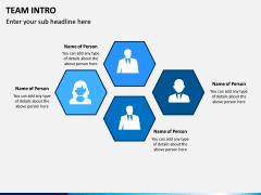 Team intro PPT slide 13