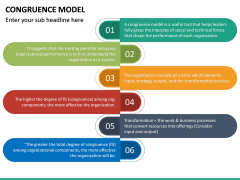 Congruence Model PPT Slide 21