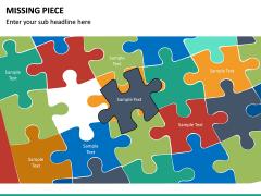 Missing Piece PPT Slide 19
