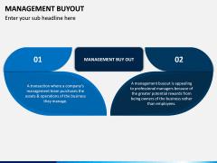 Management Buyout PPT Slide 3