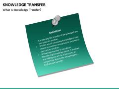 Knowledge Transfer PPT Slide 18