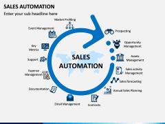 Sales Automation PPT Slide 1