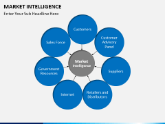 Market intelligence PPT slide 2