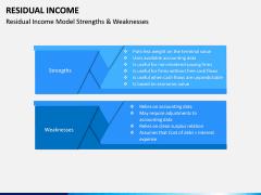 Residual Income PPT Slide 4