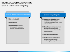 Mobile Cloud Computing PPT Slide 11