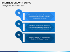 Bacterial Growth Curve PPT Slide 5