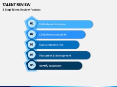 Talent Review PPT Slide 9