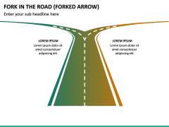 Fork in the Road PPT Slide 18