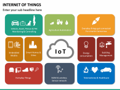 Internet of Things (IOT) PPT Slide 22