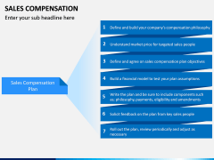 Sales Compensation PPT Slide 2