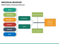Individual Behavior PPT Slide 25