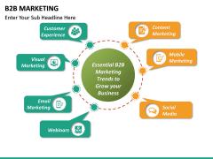 B2B Marketing Free PPT Slide 2