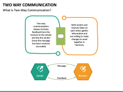 Two Way Communication PPT Slide 13