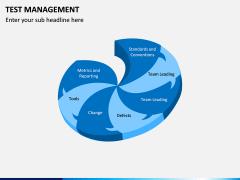 Test Management PPT slide 2