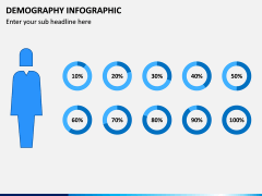 Demography Infographic PPT Slide 10