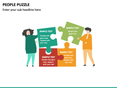 People Puzzle PPT Slide 14