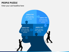 People Puzzle PPT Slide 8