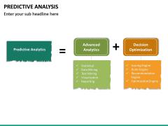 Predictive Analysis PPT Slide 31