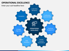 Operational Excellence PPT Slide 13