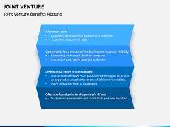 Joint Venture PPT Slide 10