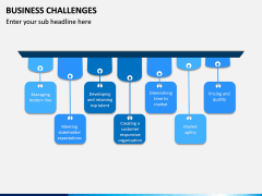 Business Challenges PPT Slide 13