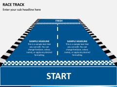 Race Track PPT Slide 3