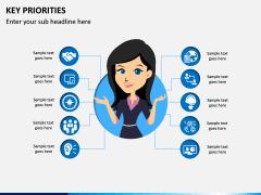 Key Priorities PPT slide 8