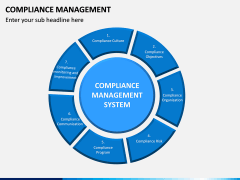 Compliance Management PPT Slide 18