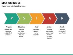 Star Technique PPT slide 12