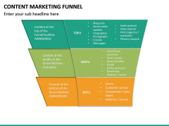 Content Marketing Funnel PPT Slide 12