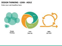 Design Thinking - Lean - Agile PPT Slide 12