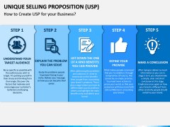 Unique Selling Proposition (USP) PPT slide 5