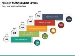 Project Management Levels PPT Slide 10