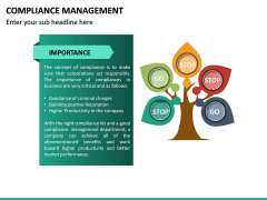 Compliance Management PPT Slide 24