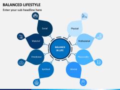 Balanced Lifestyle PPT Slide 7