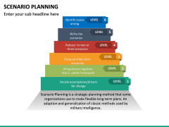 Scenario Planning PPT slide 30