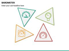 Barometer Icons PPT Slide 30